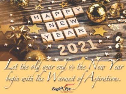 Happy New Year & New Tax Season